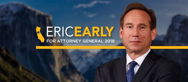 CCR Endorses Eric Early for CA Attorney General