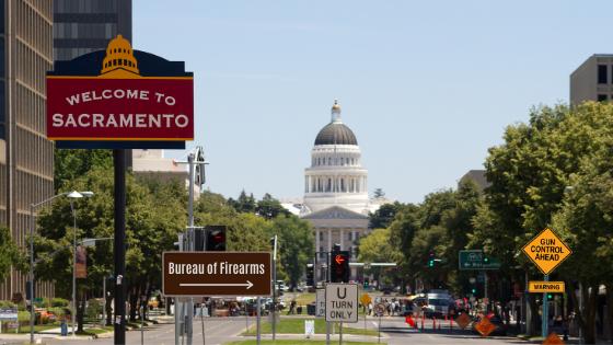 Kalifornia Krazy: California's Most Recent Assault on the Second Amendment