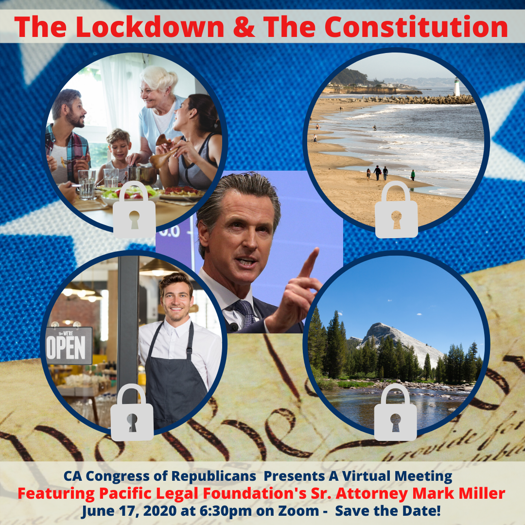 Governor Newsom locks down California
